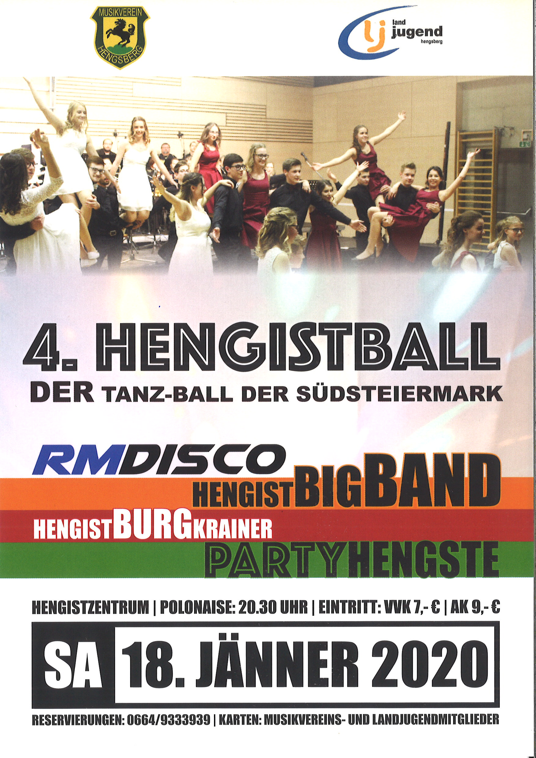 hengistball 2020